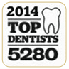 2014 Best Dentist Award Denver 5280