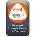 Cosmetic Dentist Award Zeel